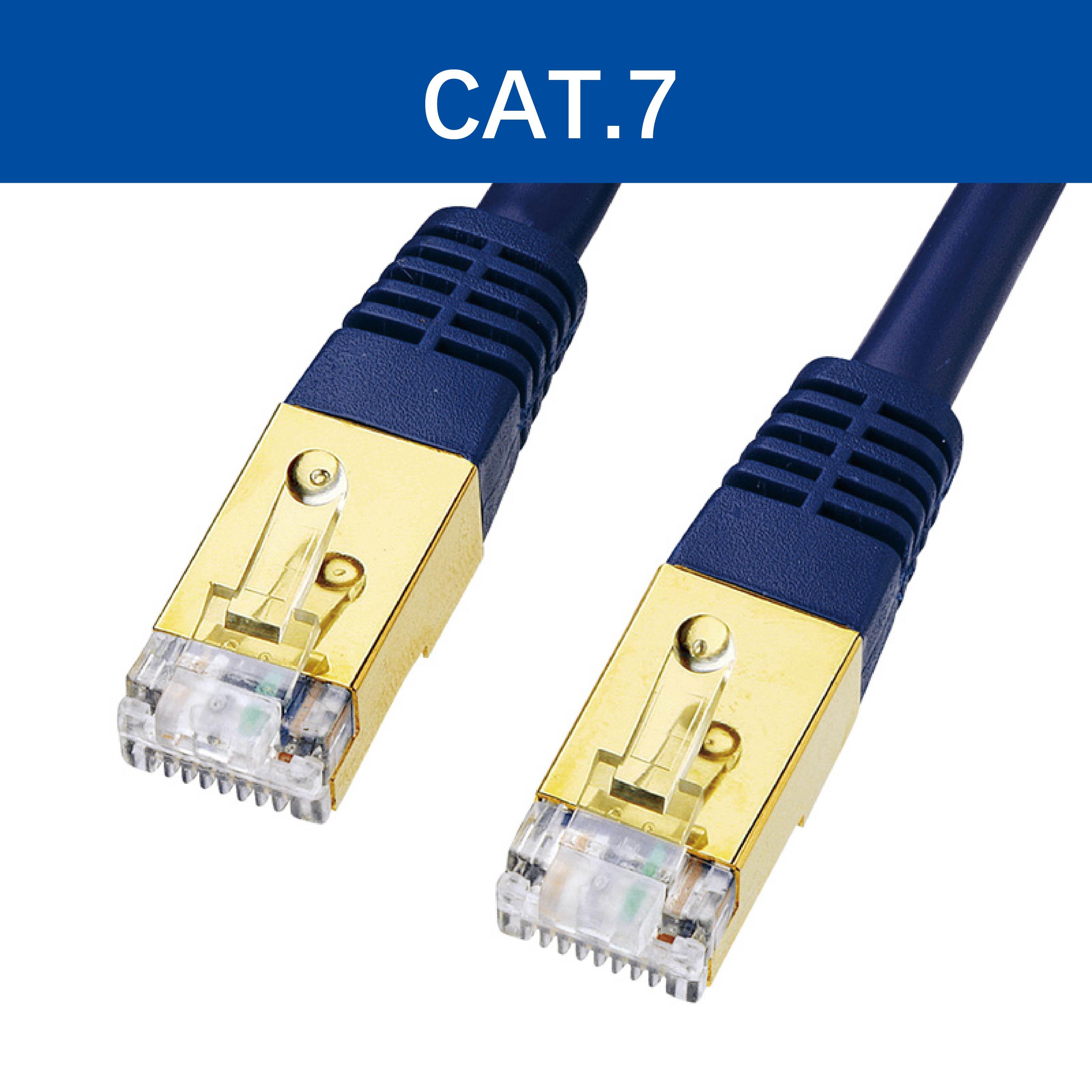CAT 7 超高速網路線 (2.13M)