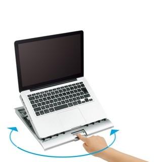 筆記型電腦滑動基座