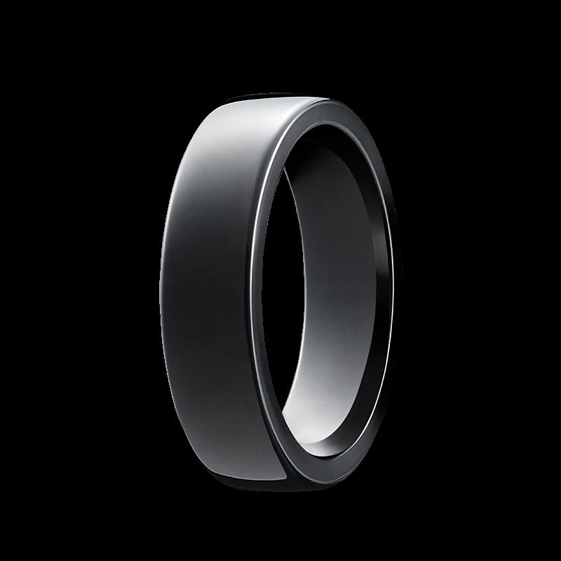KEYDEX NFC 智慧指環全陶瓷(黑)